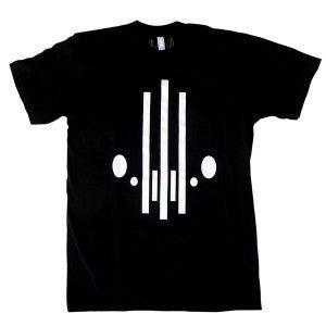 Image of Zerofriends Logo Black   By Alex Pardee   T Shirt