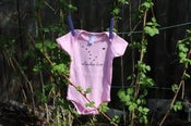 Image of One-piece- Pink- Short Sleeve