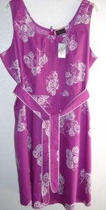 Image of Torrid Magenta Sundress Size 16