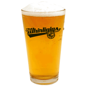 Image of Last Call Pint Glass