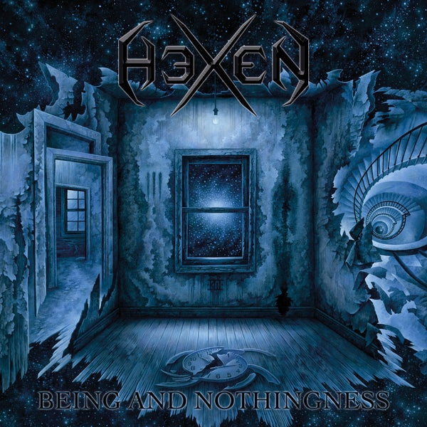 "Image of HEXEN ""Being And Nothingness"" CD"