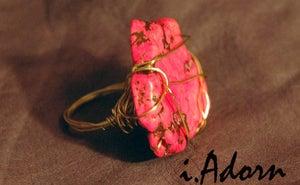 Image of Turq Wrap Ring
