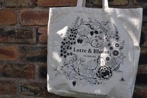 Image of Lotte & Bloom Tote Bag