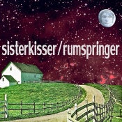 "Image of DKR002 - Rumspringer/Sister Kisser Split 7"" - Exclusive WHITE/100"