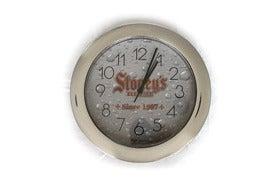 "Image of Stoney's 11"" Round Clock"