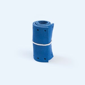 Image of Short Gropes Bar Grips – Cobalt