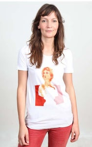 Image of Bust t-shirt by Shonagh Rae