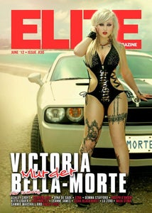 Image of Elite Magazine Cover
