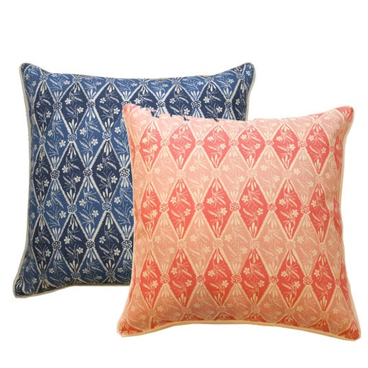 "Image of Diamond Batik Single Sided 22"" Pillows"