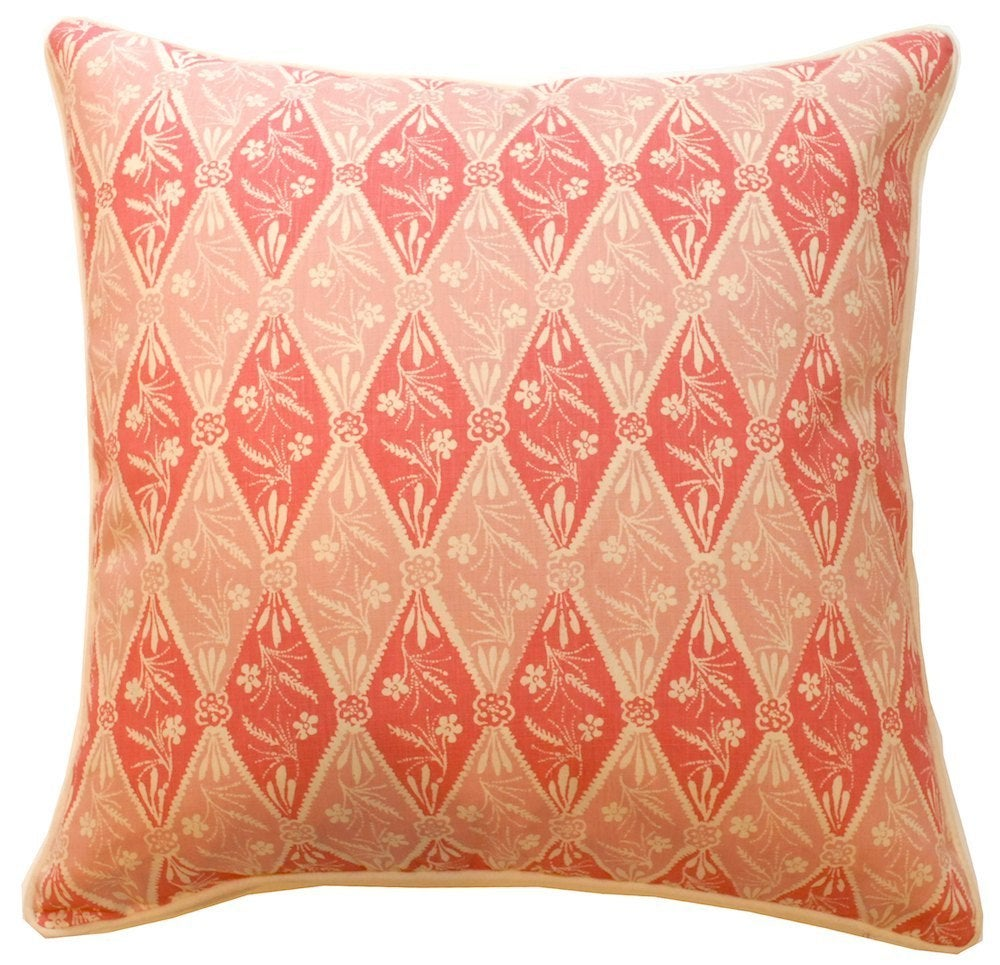 "Image of Diamond Batik Single Sided 22"" Pillows"