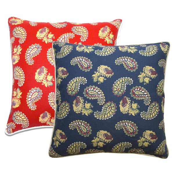 "Image of Quilt Double Sided 22"" Pillows"
