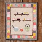 Image of I Love Sushi Quilt Pattern PDF