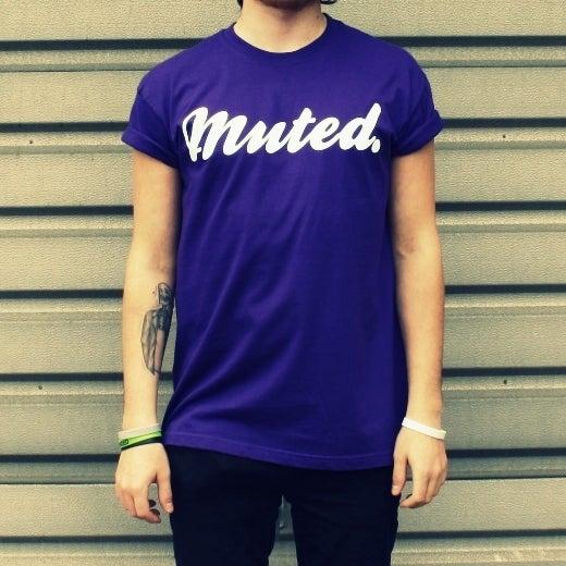 Image of Muted Brand Purple