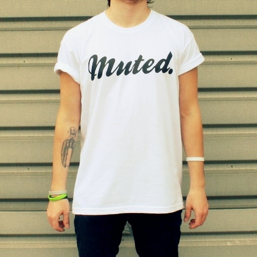Image of Muted Brand White