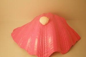 Image of Baby Pink Mermaid Ring