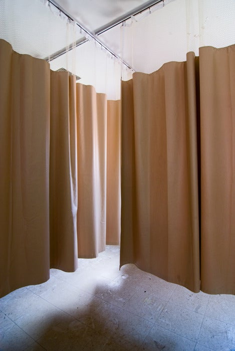Image of Norwich State Hospital Curtains