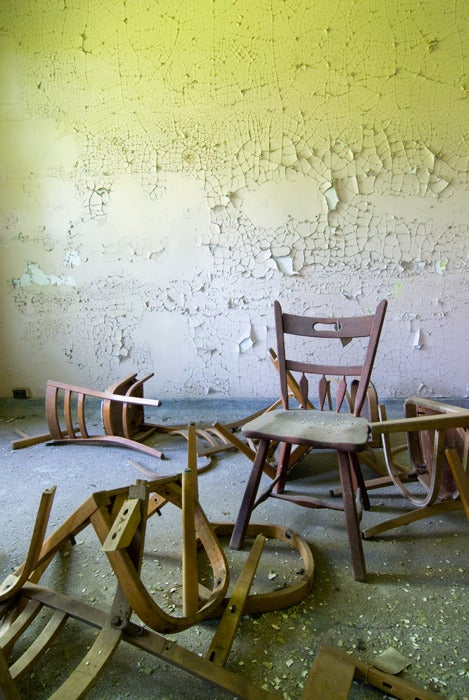 Image of Norwich State Hospital Chairs