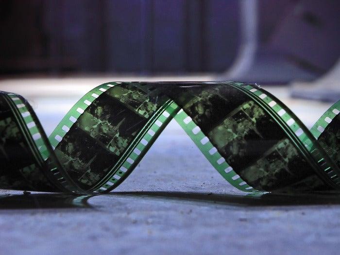Image of Hudson River Film Reel