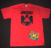 Image of ¡ANDALE! CD+ T-Shirt Bundle (Save 25%!)