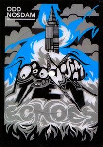 Image of Odd Nosdam - Ten Echoes (Vinyl Postcard, Lim. 50)