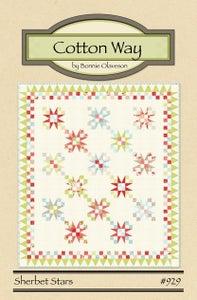Image of Sherbert Stars - Paper Pattern #929