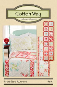 Image of More Bed Runners - PDF Pattern #931