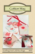 Image of Soothing Hot/Cold Rice Bags - Paper Pattern #933