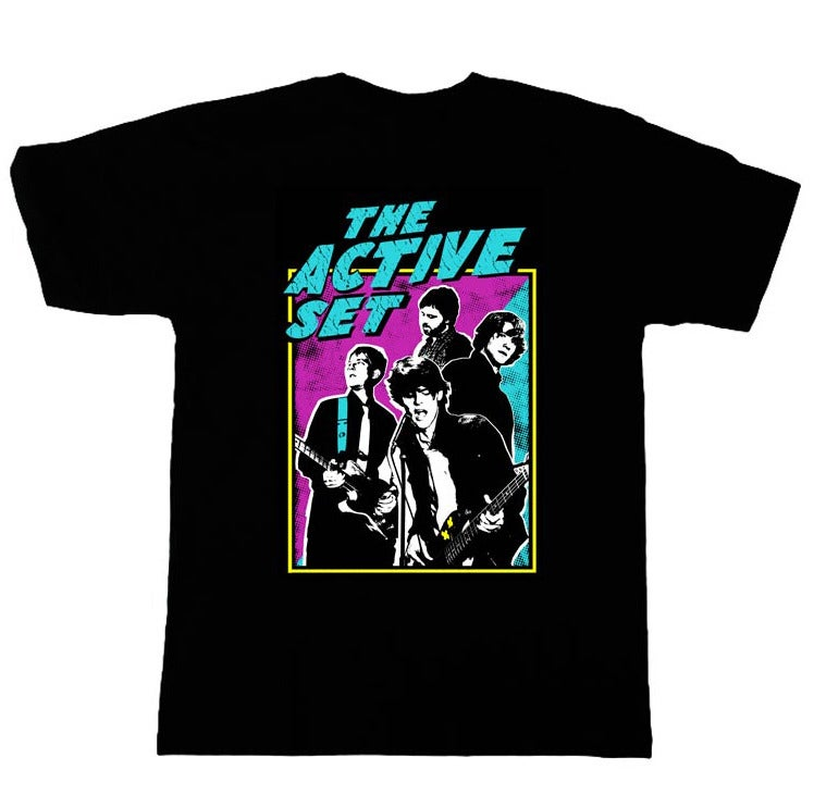 Image of Active Set 'comic' shirt (discontinued)