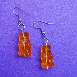 Image of Gummy Bear Earrings
