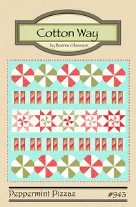 Image of Peppermint Pizzaz - Paper Pattern #943