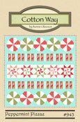Image of Peppermint Pizzaz - PDF Pattern #943