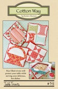 Image of Table Trivets - PDF Pattern #948