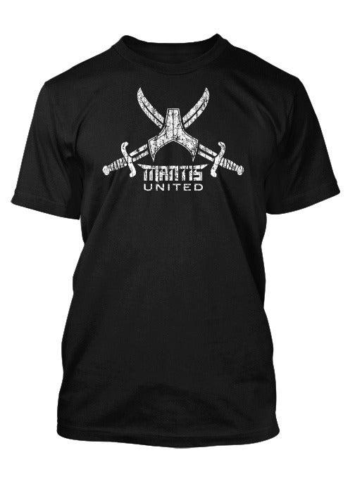 Image of ON SALE !!!     Mantis - Pirate Flag shirt