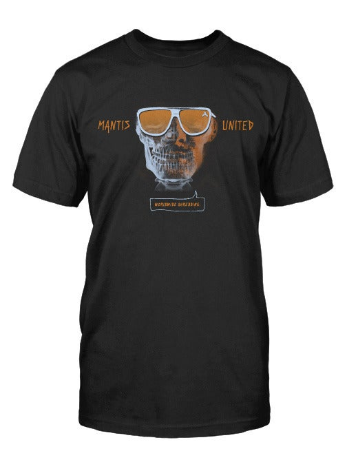 Image of ON SALE - Mantis - X-Ray Shirt Black
