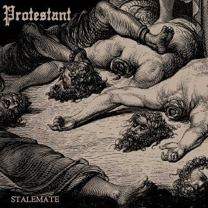 "Image of Protestant ""Stalemate"" 10"" (Halo Of Flies)"