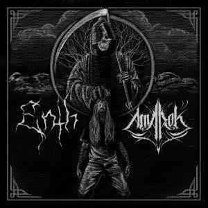 Image of Enth / Amarok - Split LP (Halo Of Flies)