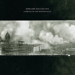 """Image of Kowloon Walled City """"Gambling On The Richter Scale"""" LP (Perpetual Motion Machine)"""