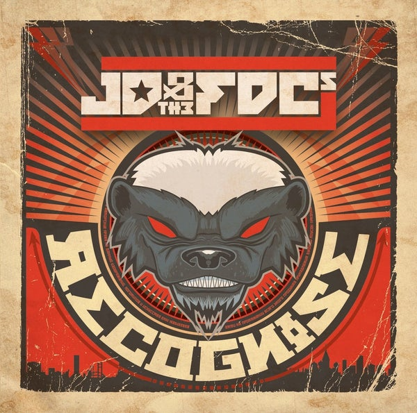 Image of JD & the FDCs - Recognise CD