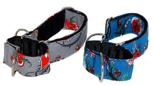 Image of Tattoo Martingale Collar in the category  on Uncommon Paws.