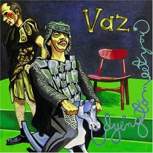 "Image of Vaz ""Dying To Meet You"" LP"