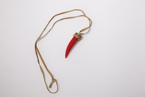 Image of Horn of strength necklace
