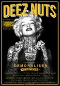 Image of 1 X TICKET: DEEZ NUTS | HOBOS BRIDGEND | TUESDAY AUGUST 7TH 2012