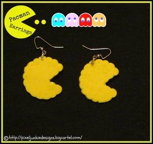 Image of PacMan Earrings