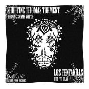 """Image of Shouting Thomas Torment/Los Tentakills Split 7"""" Burning Swamp Witch/Out To Play"""