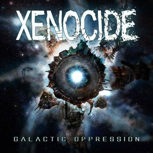 Image of Galactic Oppression CD