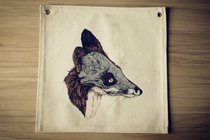Image of Laminate Pet Animal Screen Print
