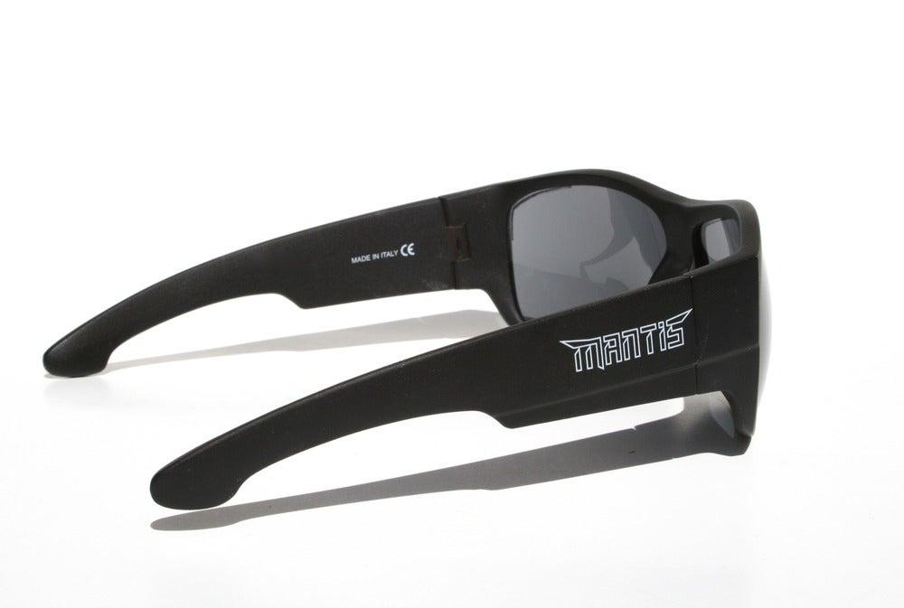 Image of Fishing Sunglasses - Pistolwhip - Matte Black / Polarized / Recon
