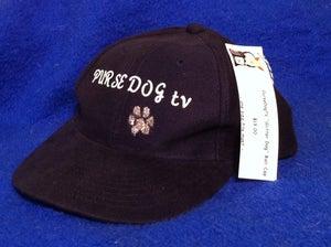 "Image of PurseDogTV ""Glitter Dog"" Ball Cap"