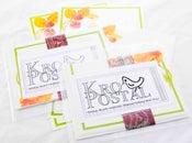 Image of Poppy Stationary - Set of 2