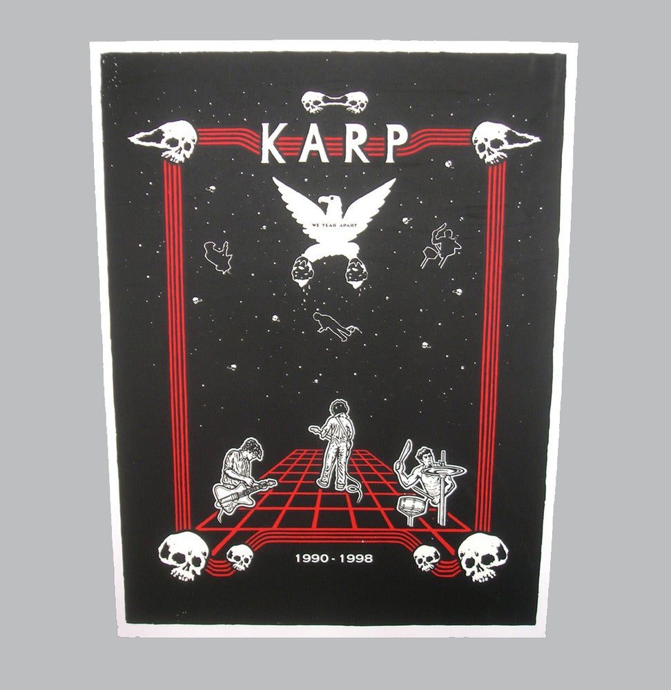 Image of karp tribute poster - NFS
